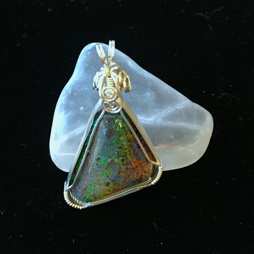 Guatemalen Bould Opal For Nature Gallery